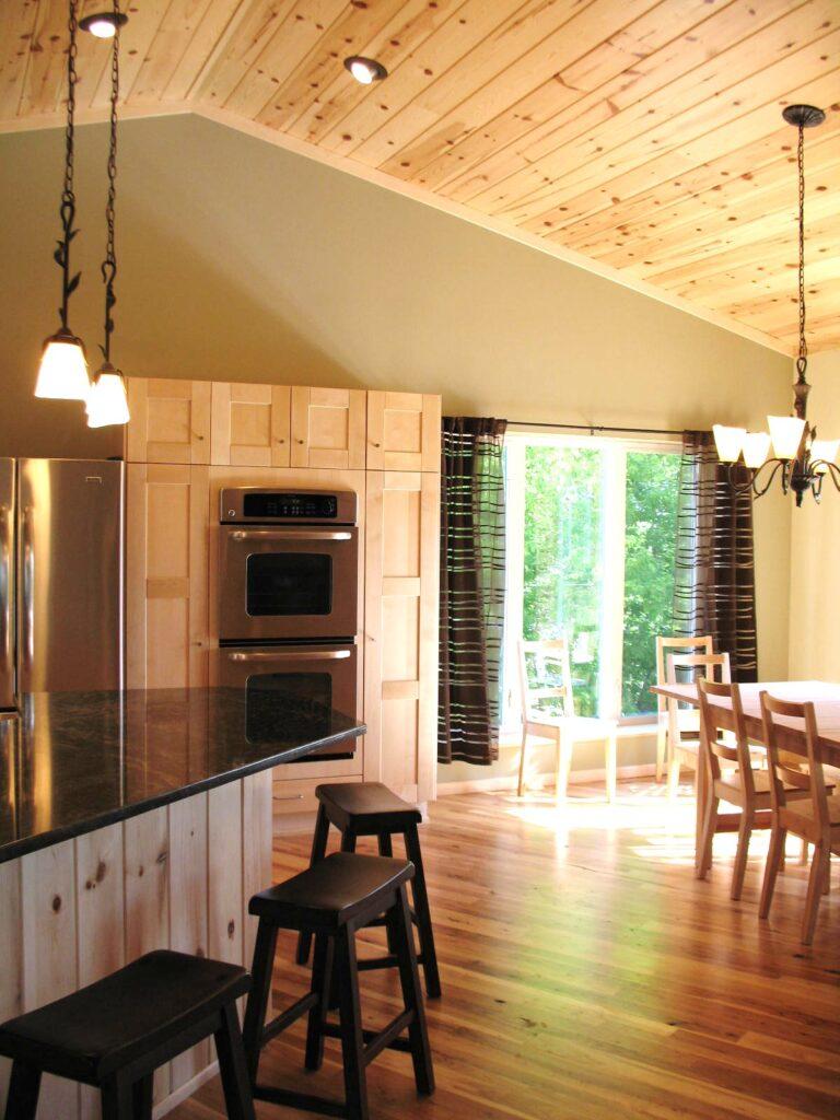 b4bc4eda44 ... Kitchen Island with Dining Room ...
