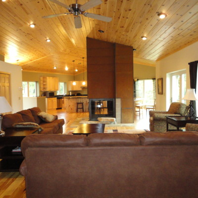 Living Room Cabin 8